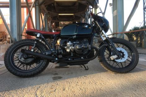 BMW R100 RT Bratstyle