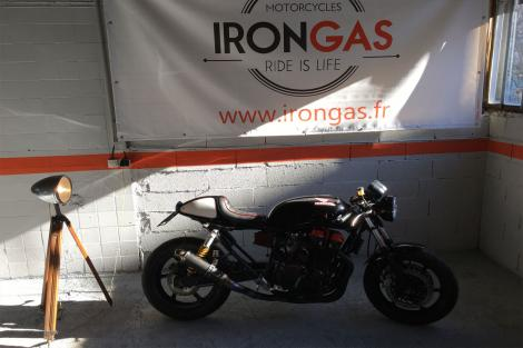 Honda CB 750 F2 Four Cafe Racer